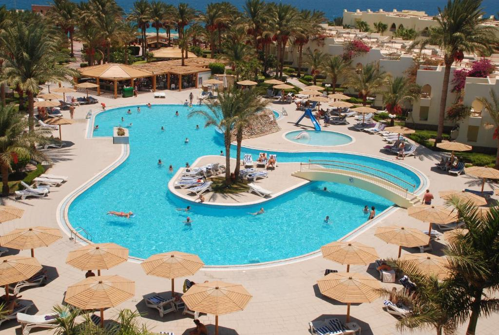 Palm Beach Resort Hurghada Egypt Bookingcom - Map of egypt beach resorts