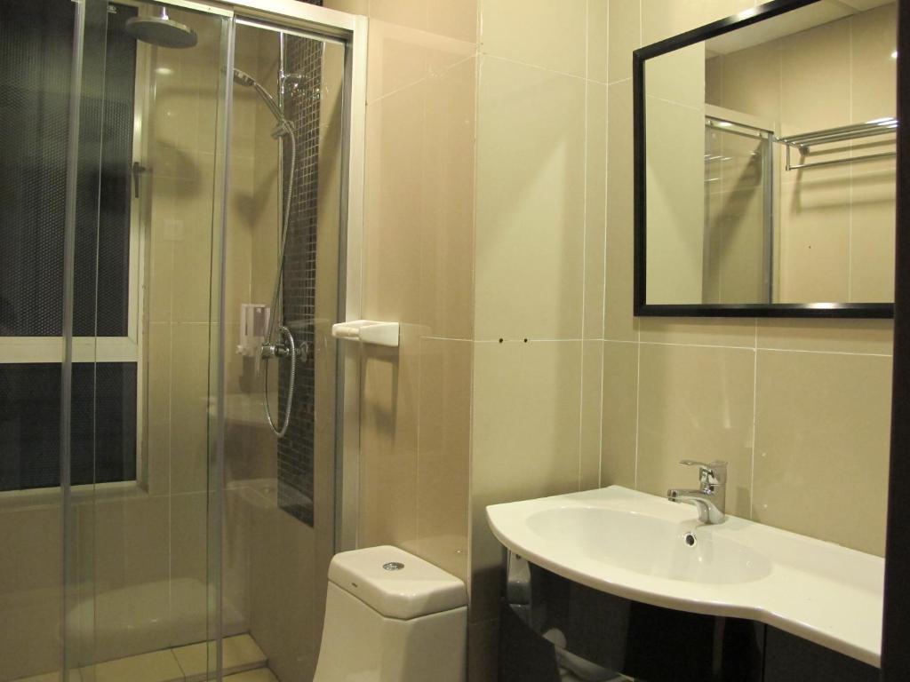 borneo holiday homes serviced apartment 1borneo tower b kota kinabalu malaysia rooms