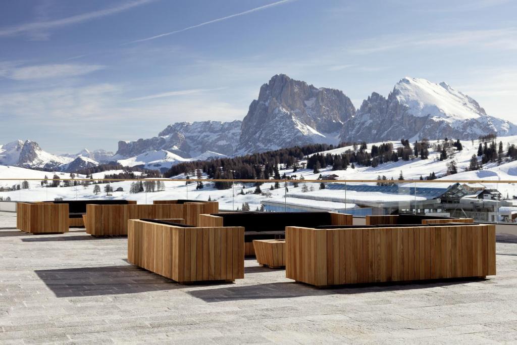 Luxury Hotels Dolomites Italy