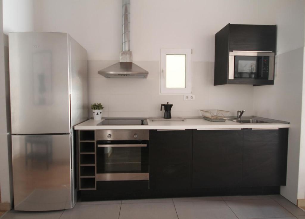 Plaza España - Fira Apartment foto