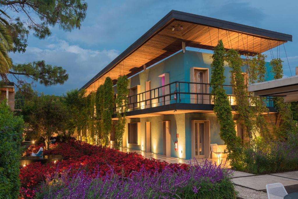 Hotel bo san crist bal de las casas mexico for Hotel azulejos san cristobal delas casas chiapas