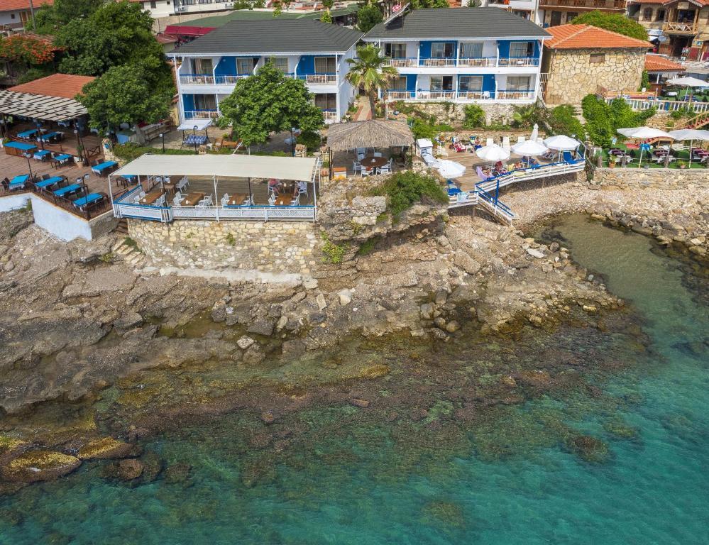 Kamer motel türkei side booking.com