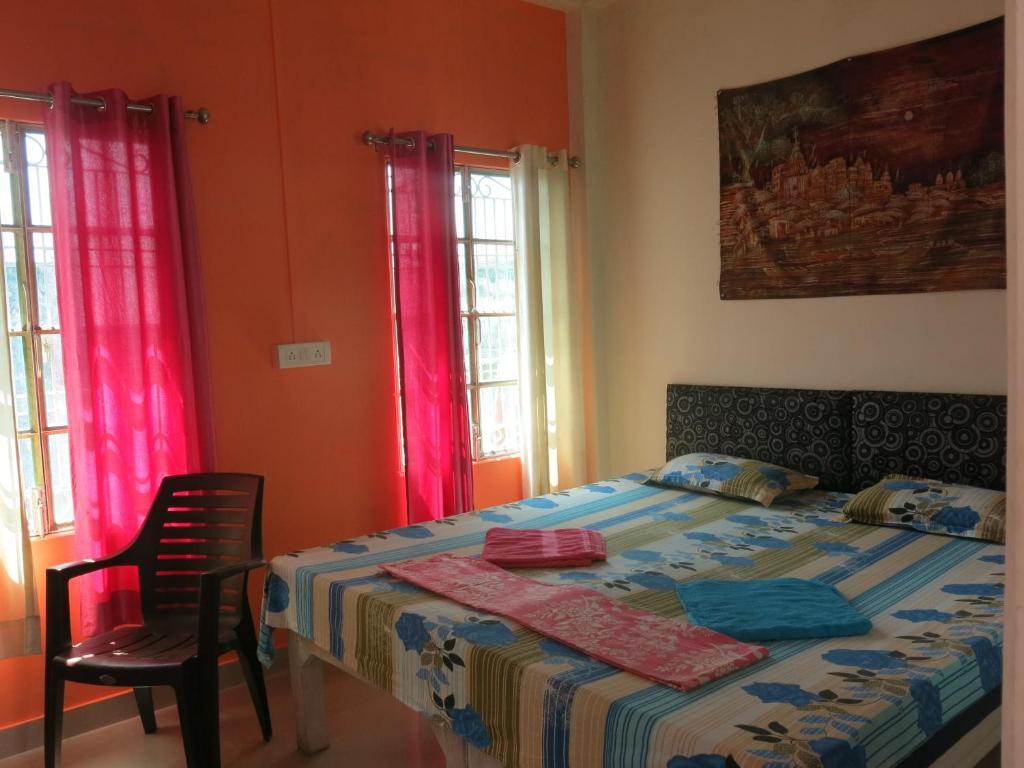 ma vishalakshi paying guest house, varanasi, india - booking