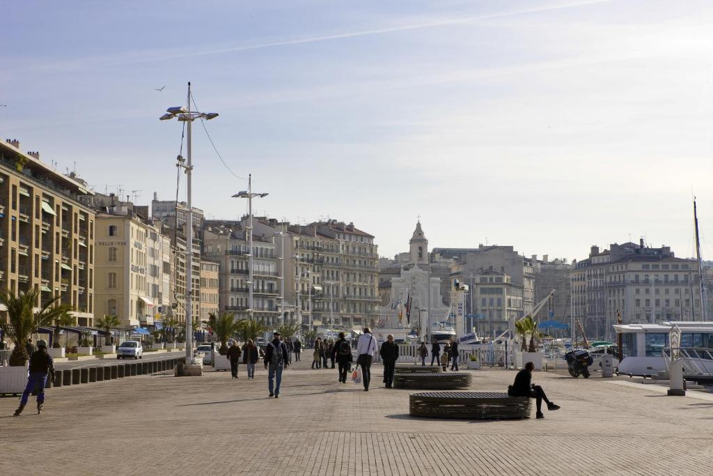 Appart Hotel Marseille St Charles