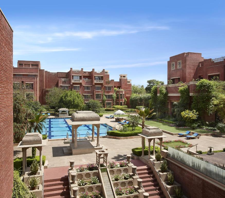 Itc Rajputana A Luxury Collection Hotel Jaipur Jaipur Rajasthan India