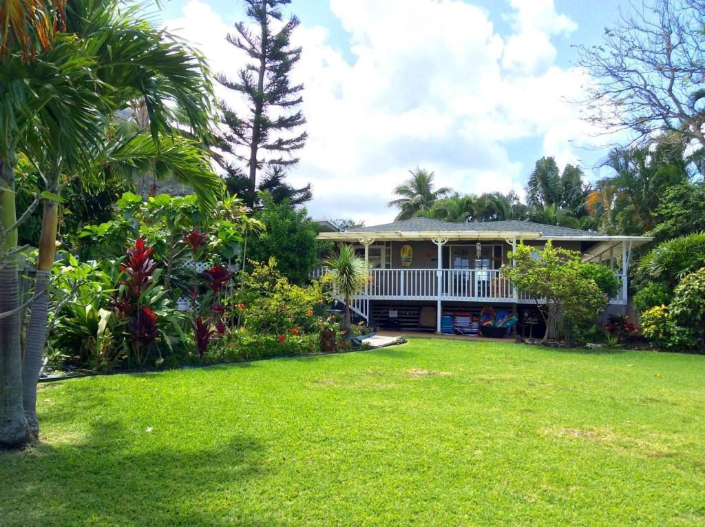 Vacation Home Hawaiian Style Executive Country Home, Kaaawa, Hi