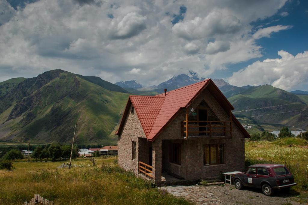 mountan house