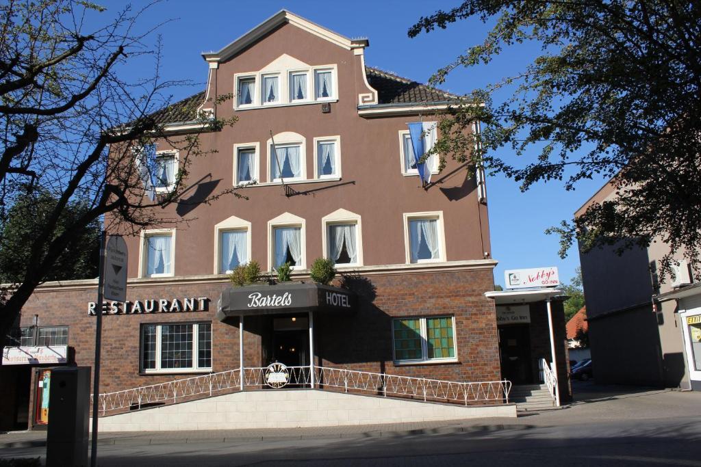 Bartels Stadt Hotel Deutschland Werl Bookingcom