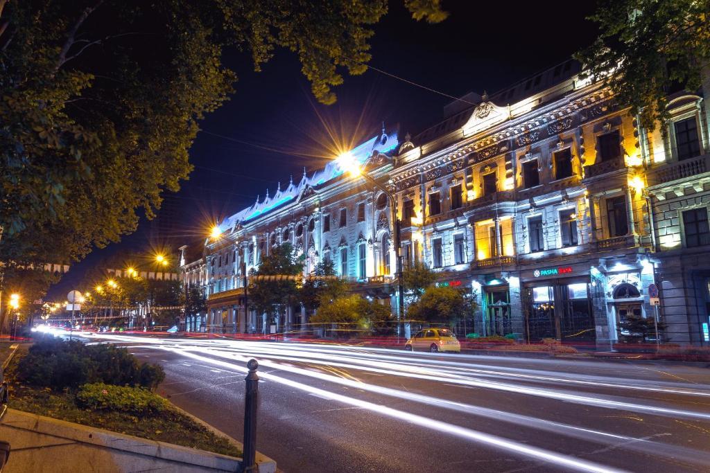 Hotel Villa Old Rustaveli Tbilisi City Georgia