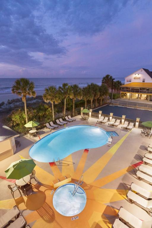Surfside Beach Oceanfront Hotel Reserve Now Gallery Image Of This Property