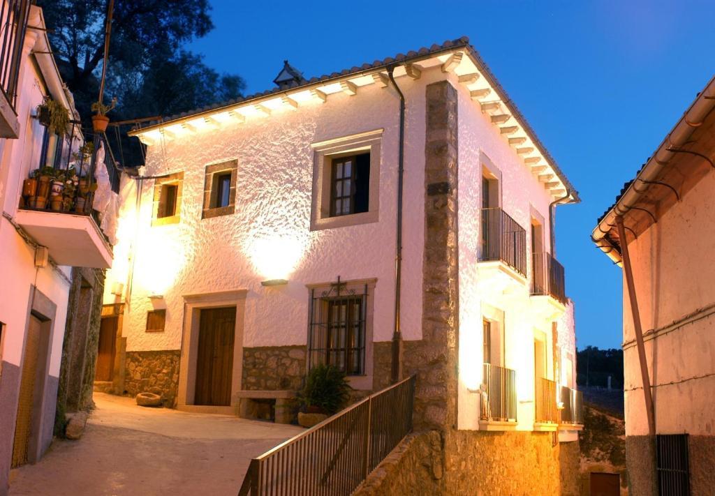 Hôtel proche : Casa Rural El Fontano