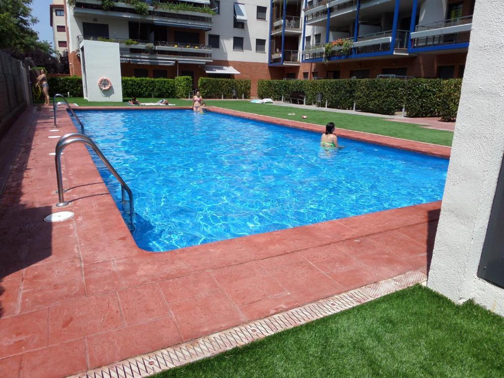gran imagen de Click & Booking Apartamento Blau Mari