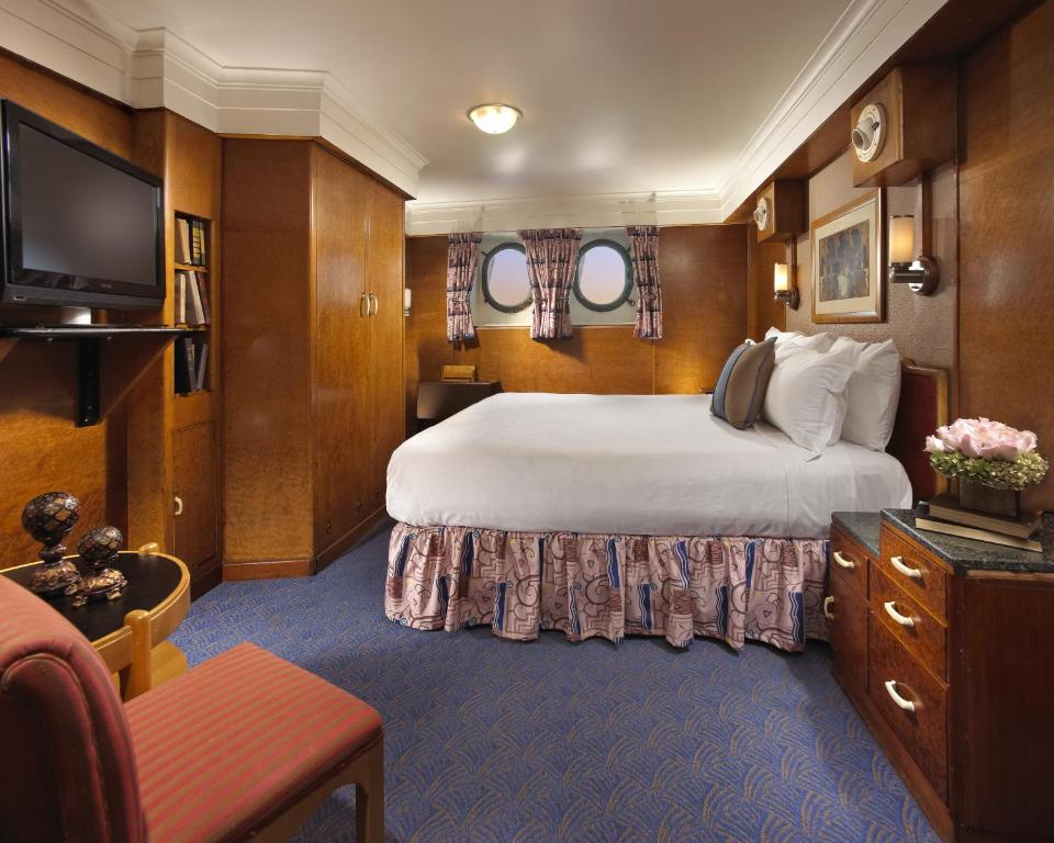 Hotel The Queen Mary Usa Long Beach Bookingcom