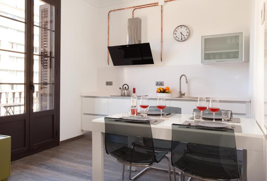 Bonita foto de AB Paral·lel Spacious Apartments