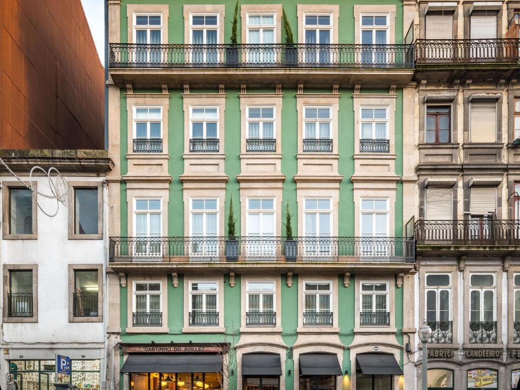 Apartamento mouzinho 160 by oporto tourist a portugal porto - Booking oporto apartamentos ...