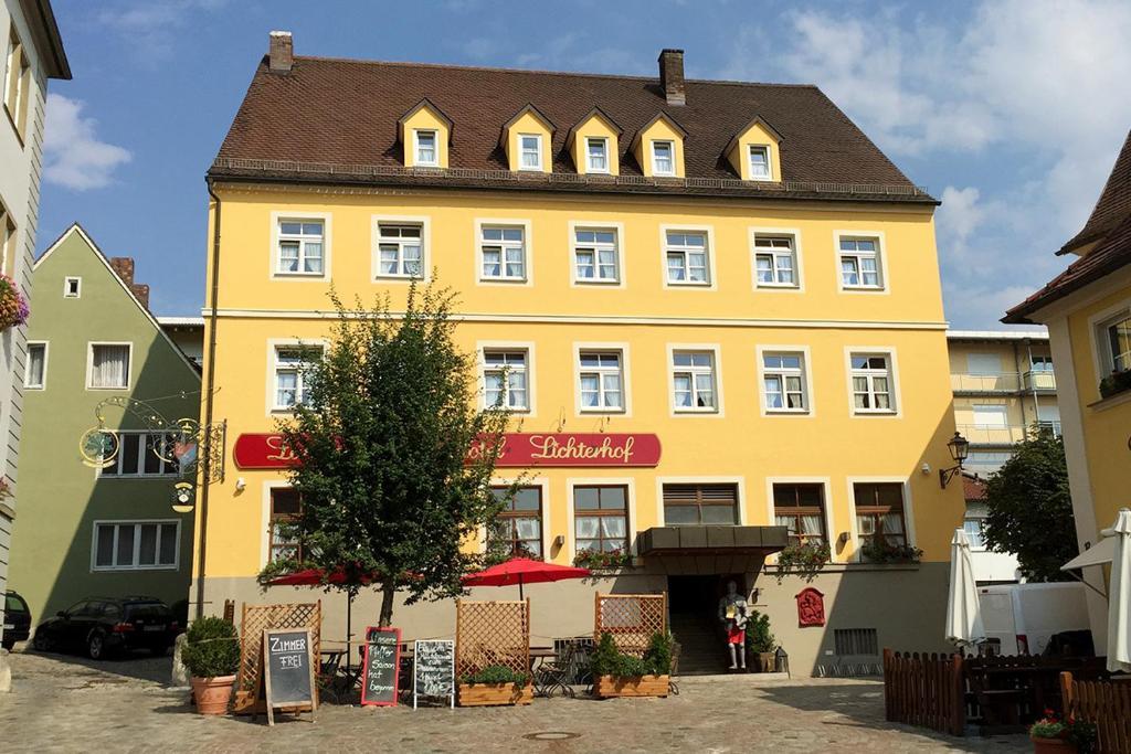 hotel landgasthof lichterhof deutschland uffenheim. Black Bedroom Furniture Sets. Home Design Ideas