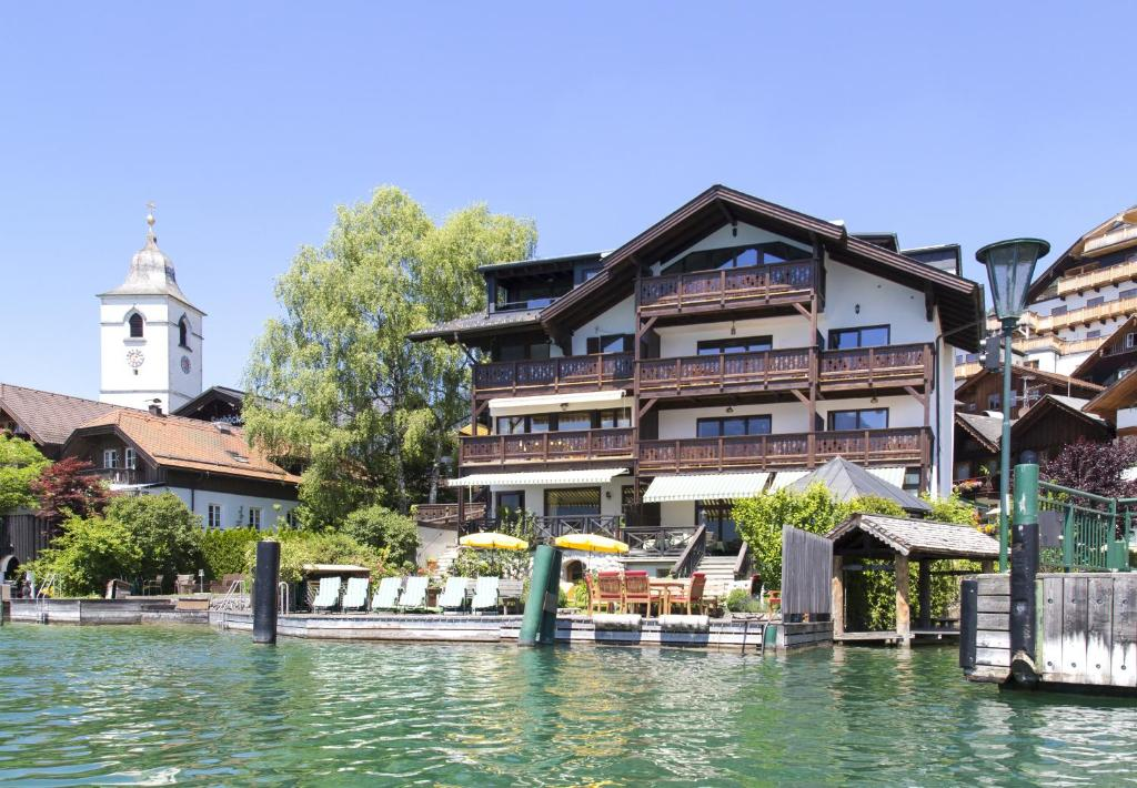 Pension seehof appartements st wolfgang austria booking gallery image of this property sciox Images