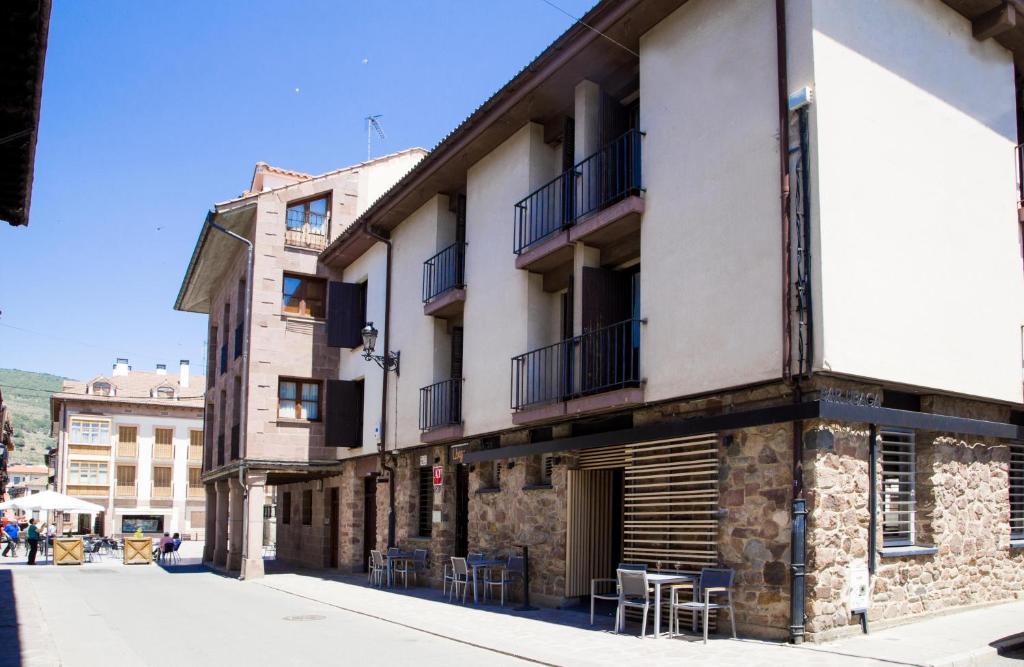 Apartments In Villarejo La Rioja