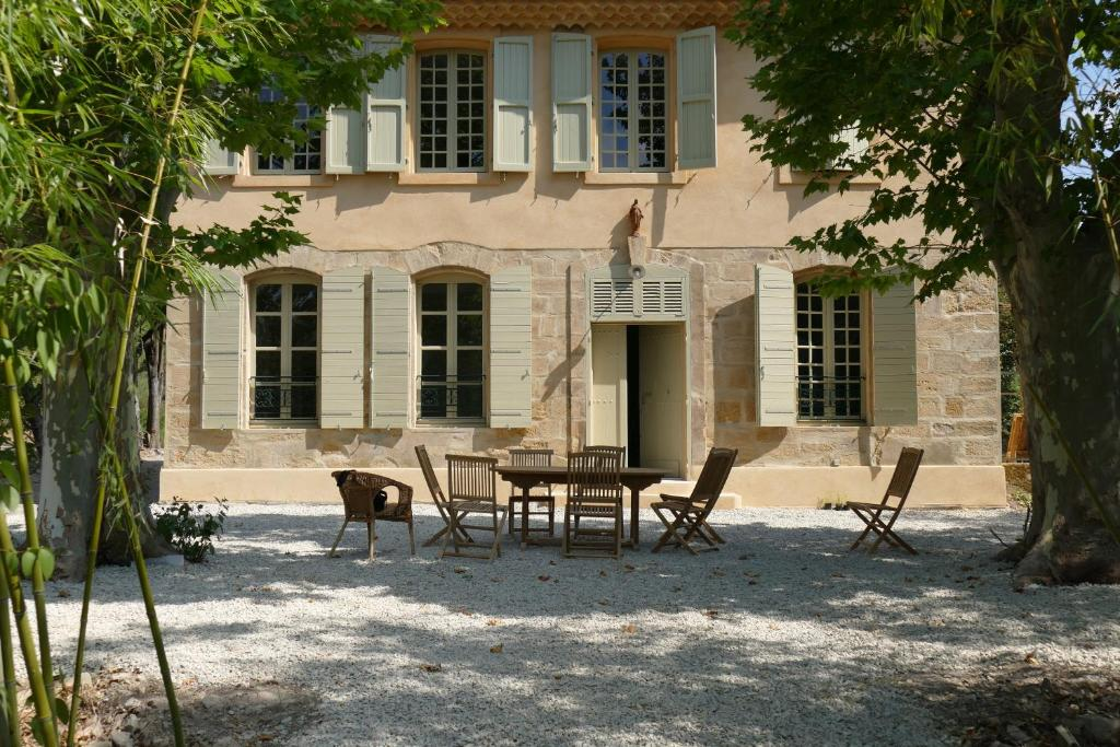 Vacation home bastide sainte marie aix en provence for Aix en provence location maison