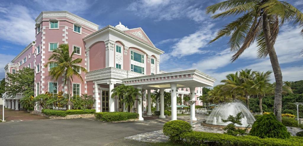 Le Beau Max Resort, Fanlu, Taiwan - Booking.com Lebeau House Floor Plans Html on