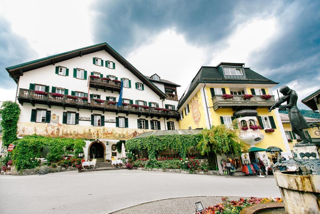 Hotels St Gilgen Wolfgangsee