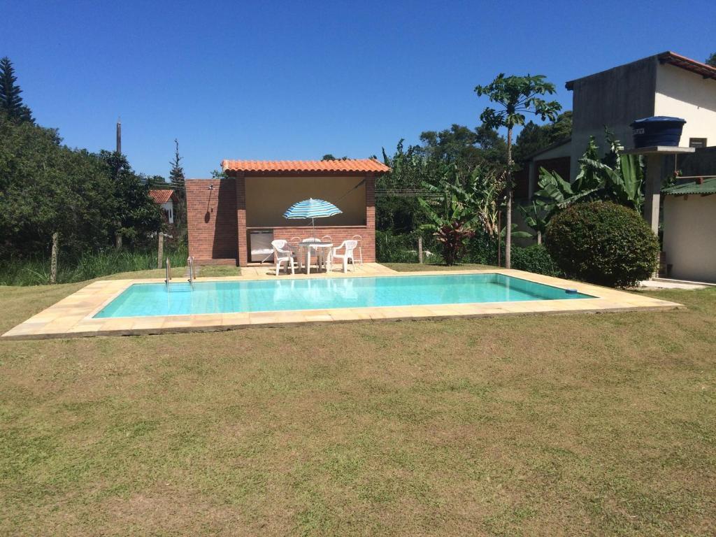 Miguel Pereira, Casa Na Serra, RJ游泳池或附近泳池