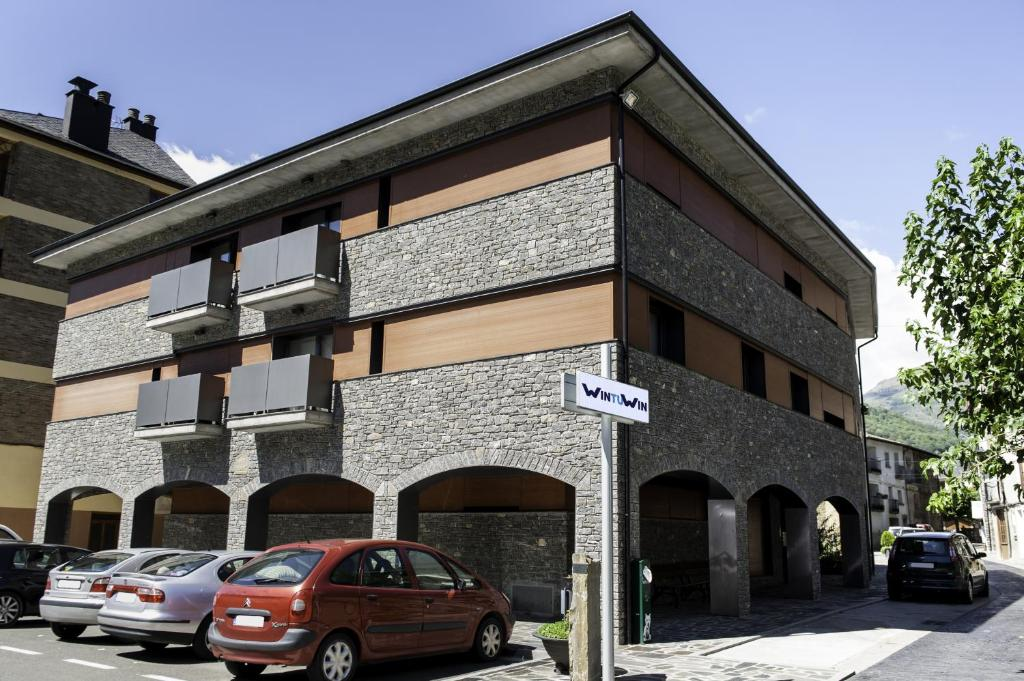 Apartments In Rialp Catalonia