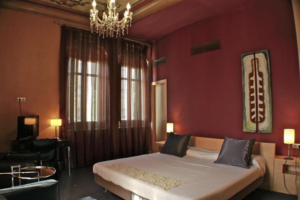 boutique hotels lleida provinz  91