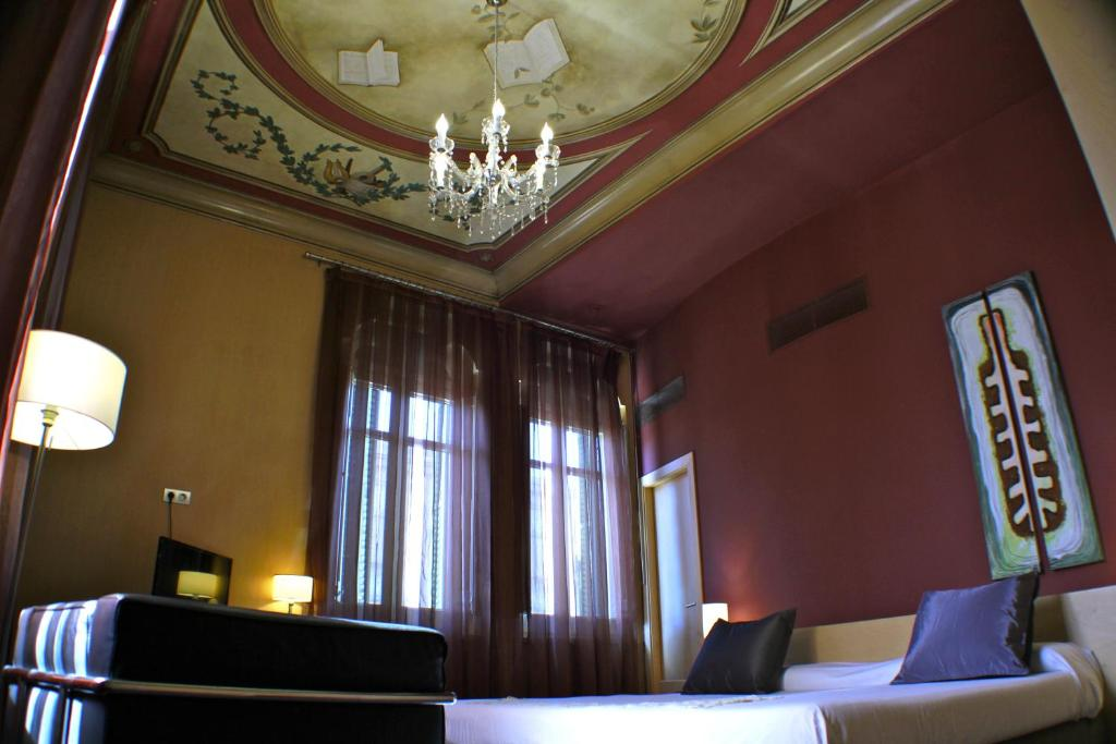 boutique hotels lleida provinz  92