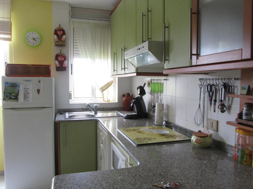 Apartamento en Foz Entreplayas foto