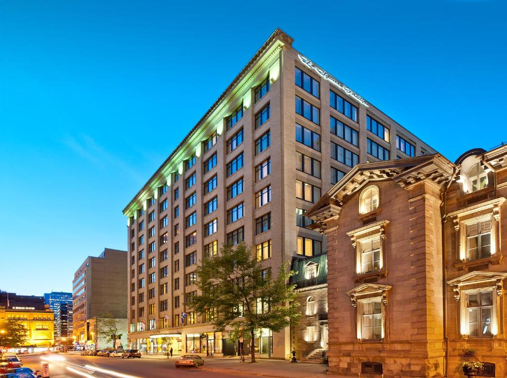 Square Phillips Hotel Montreal