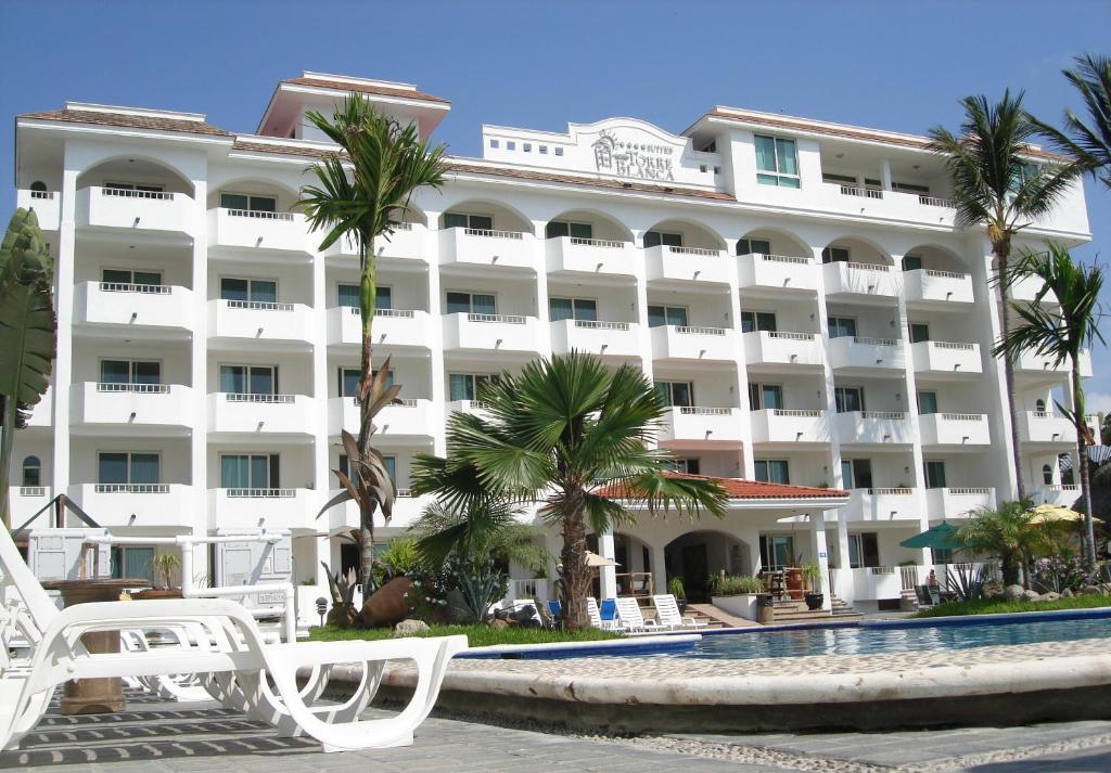 Hotel Torreblanca Suites  Rincon De Guayabitos  Mexico