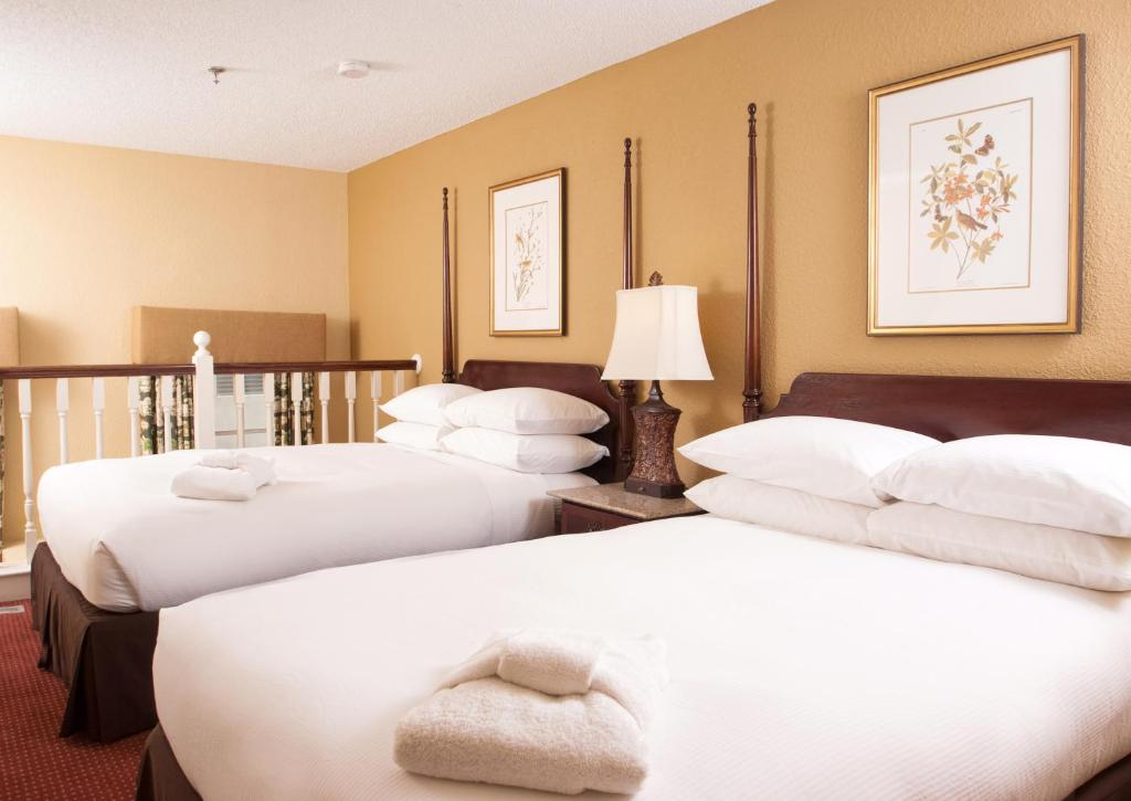 DoubleTree Suites by Hilton Hotel and Suites Charleston-Historic ...
