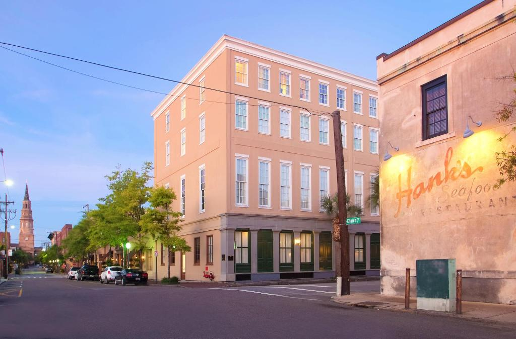 Hotel And Suites Charleston Historic District Reserve Now Gallery Image Of This Property