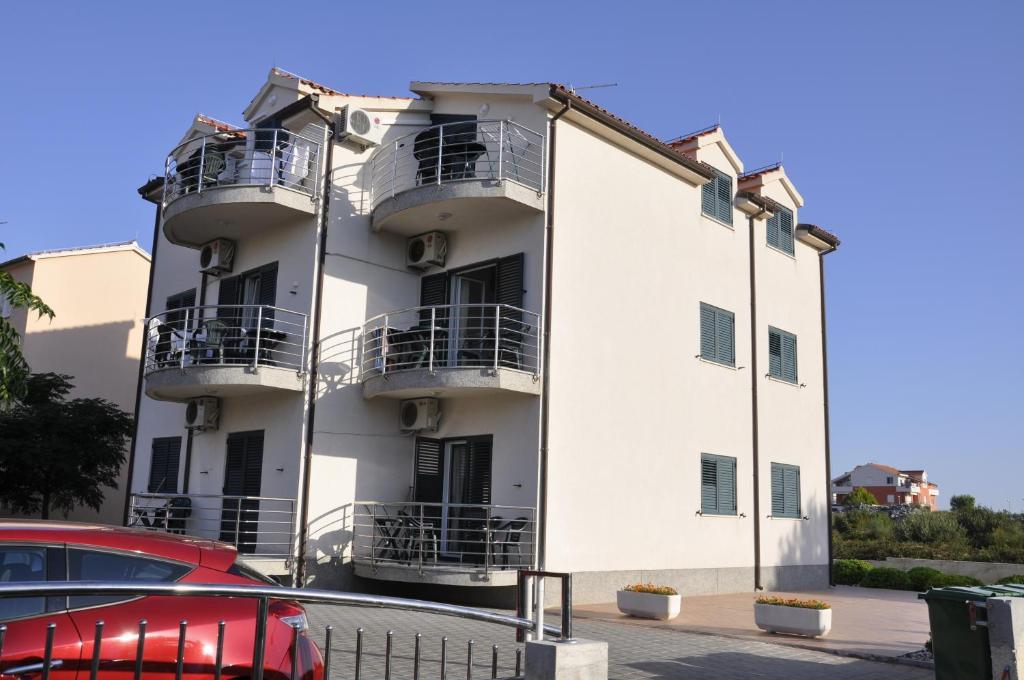 Villa Srima Horv 225 To Vodice Booking Com