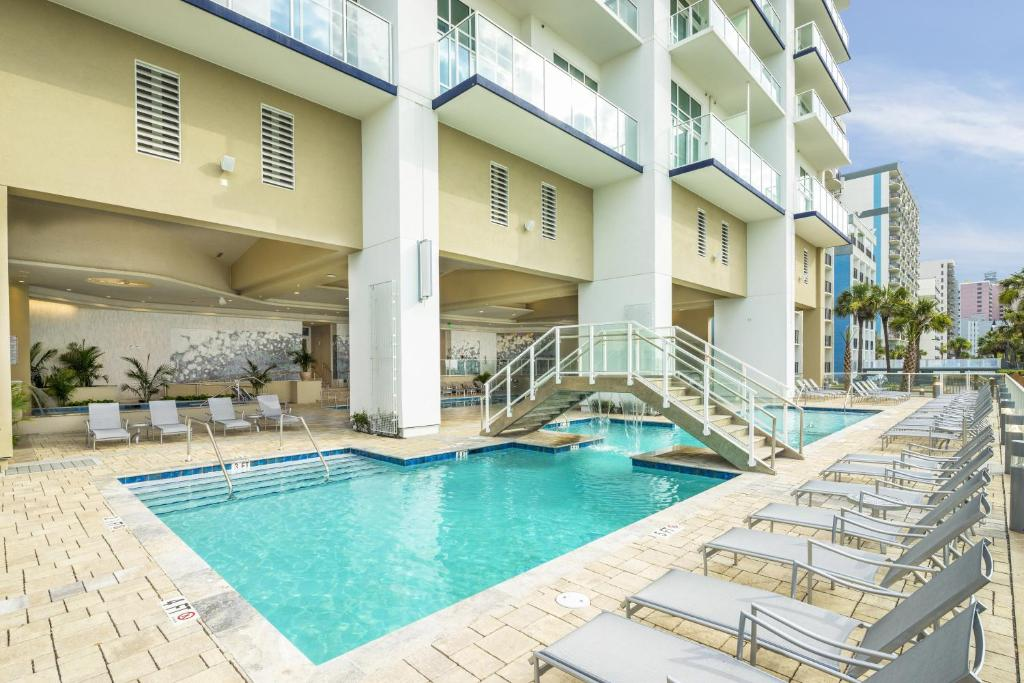 Resort Ocean 22 by Hilton Grand Vacations  Myrtle Beach  SC   Booking com. Resort Ocean 22 by Hilton Grand Vacations  Myrtle Beach  SC