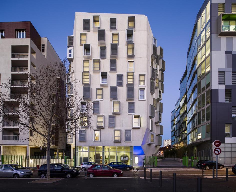 B&b hôtel marseille euromed marsiglia u2013 prezzi aggiornati per il 2019