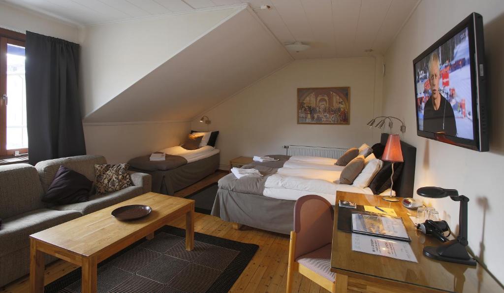 Snuskigaste hotellet ligger i amsterdam