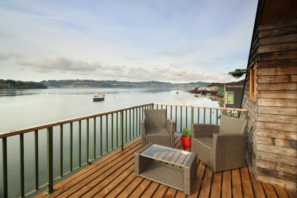 Apartments In Llau-llao Chiloe