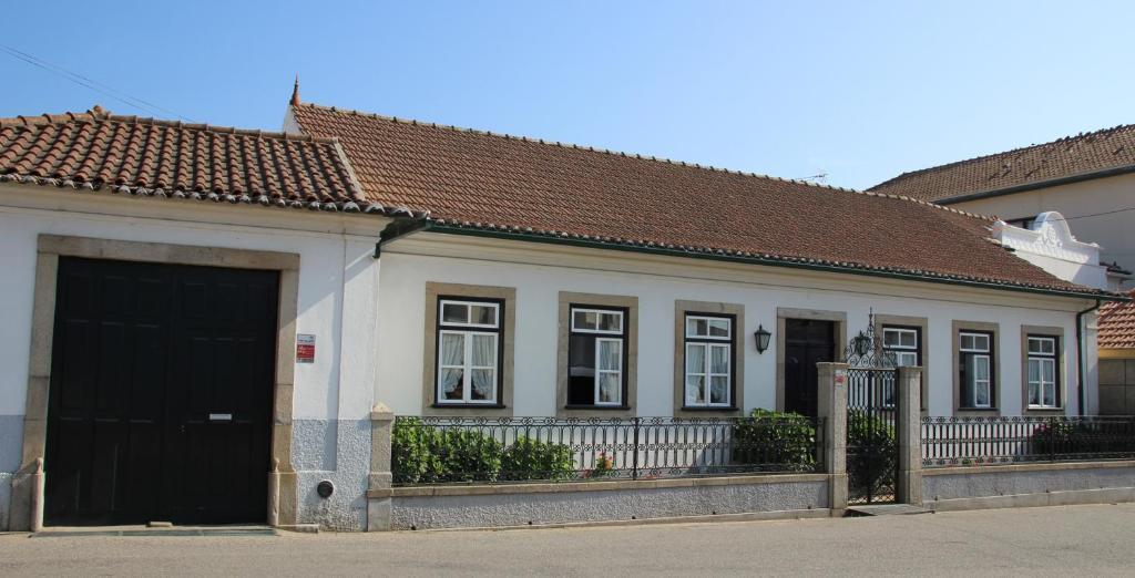 Tatil evinin bulunduğu bina