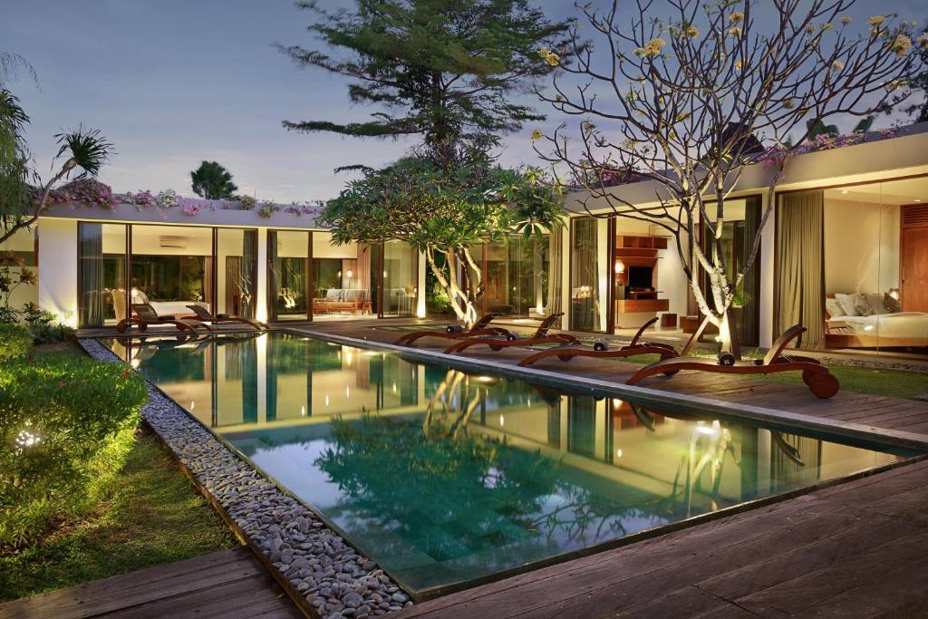 Ziva a boutique villa seminyak indonesia for Boutique accommodation bali