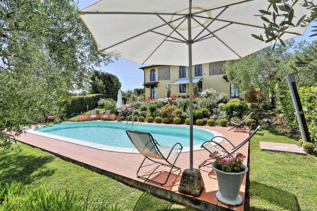 Nearby hotel : Villa Antica Sosta Renai