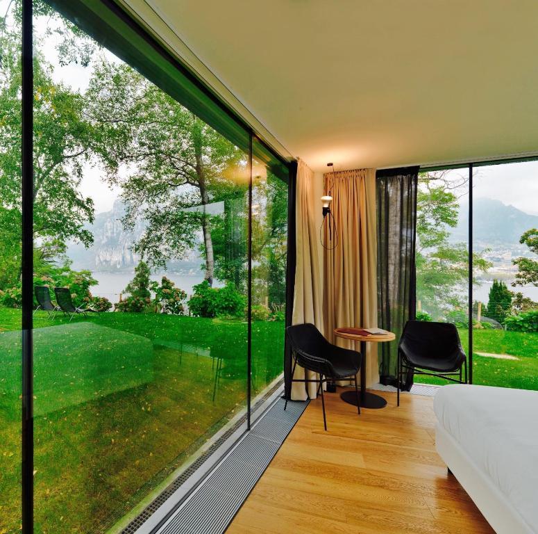 hoteles romanticos lago di como italia