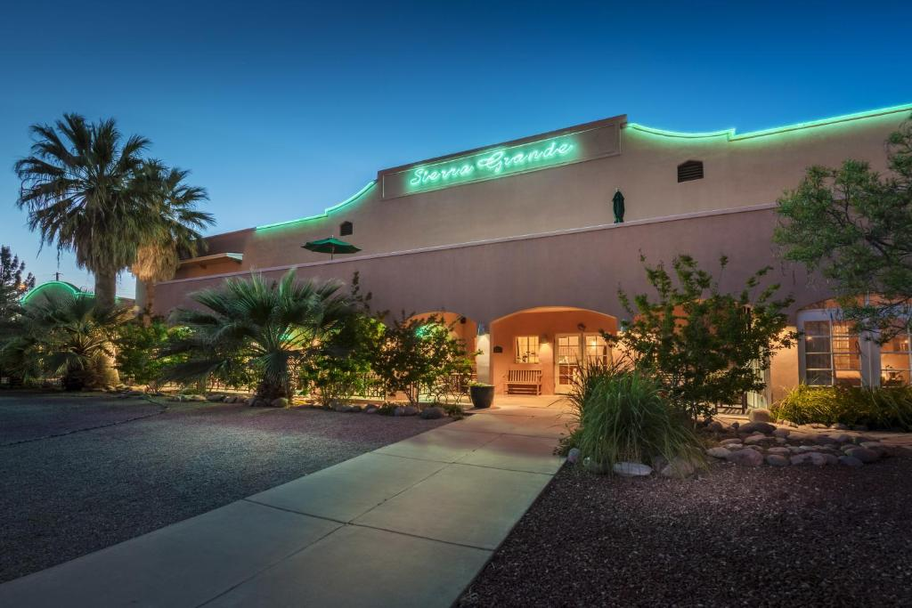 Sierra Grande Lodge Spa