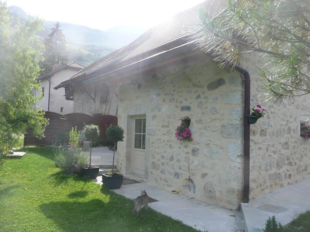Vacation Home La Maison Des Vignes Jongieux France Booking Com