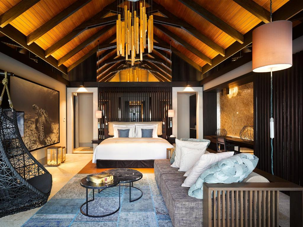 Resort Velaa Private Island Noonu Maldives