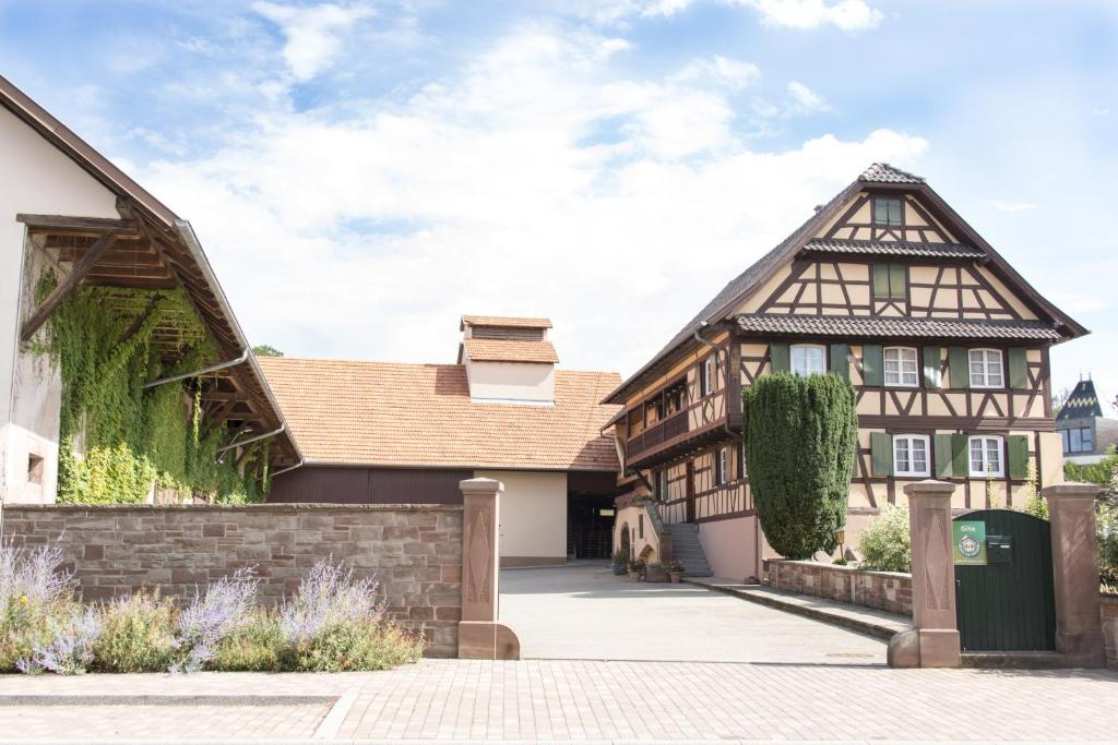 Apartments In Rangen Alsace