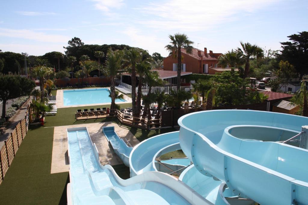 Camping Le Soleil Bleu France Le Barcarès Bookingcom - Location vacances port barcares