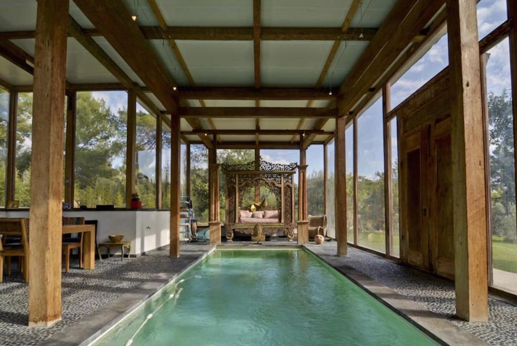 Design luxe villa house balinaise aix en provence u updated