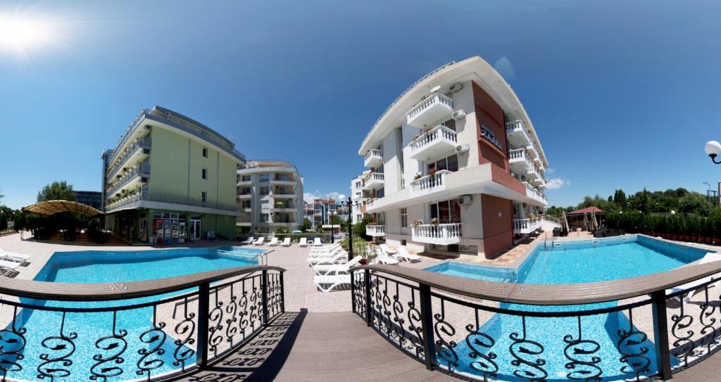 Хотел Заара - Слънчев бряг